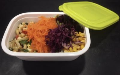 Nous remplissons vos propres lunch boxes !