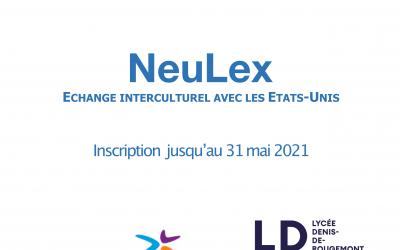Projet NeuLex